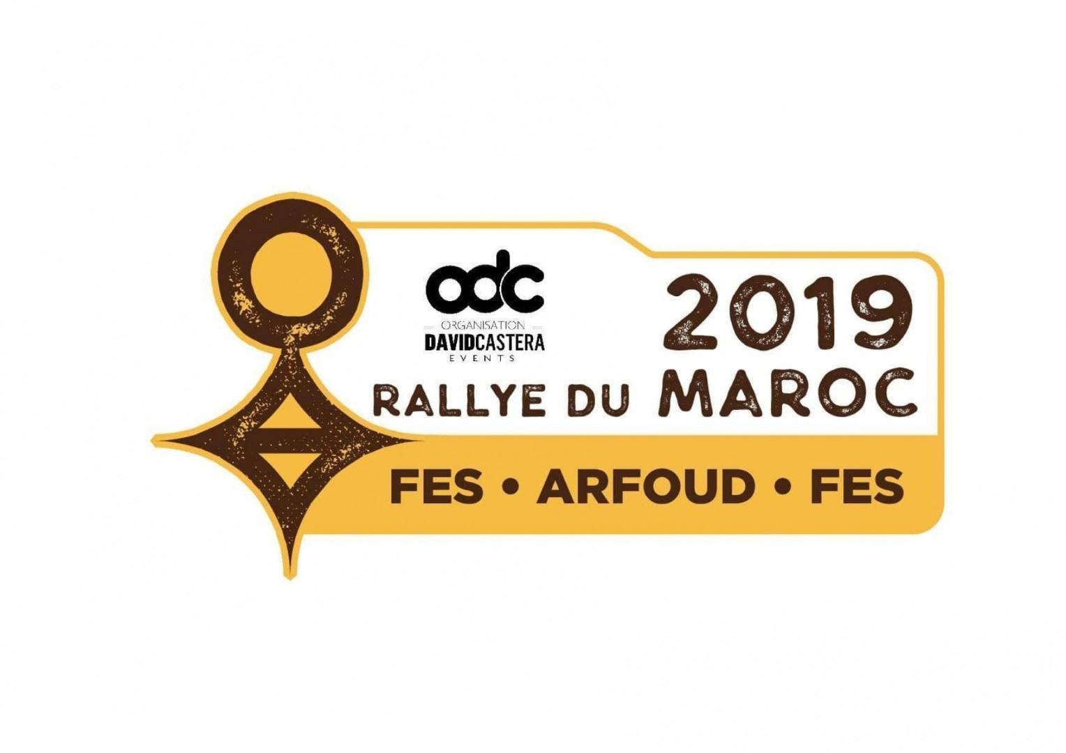 Rallye du Maroc 2019: la première enclenchée !!