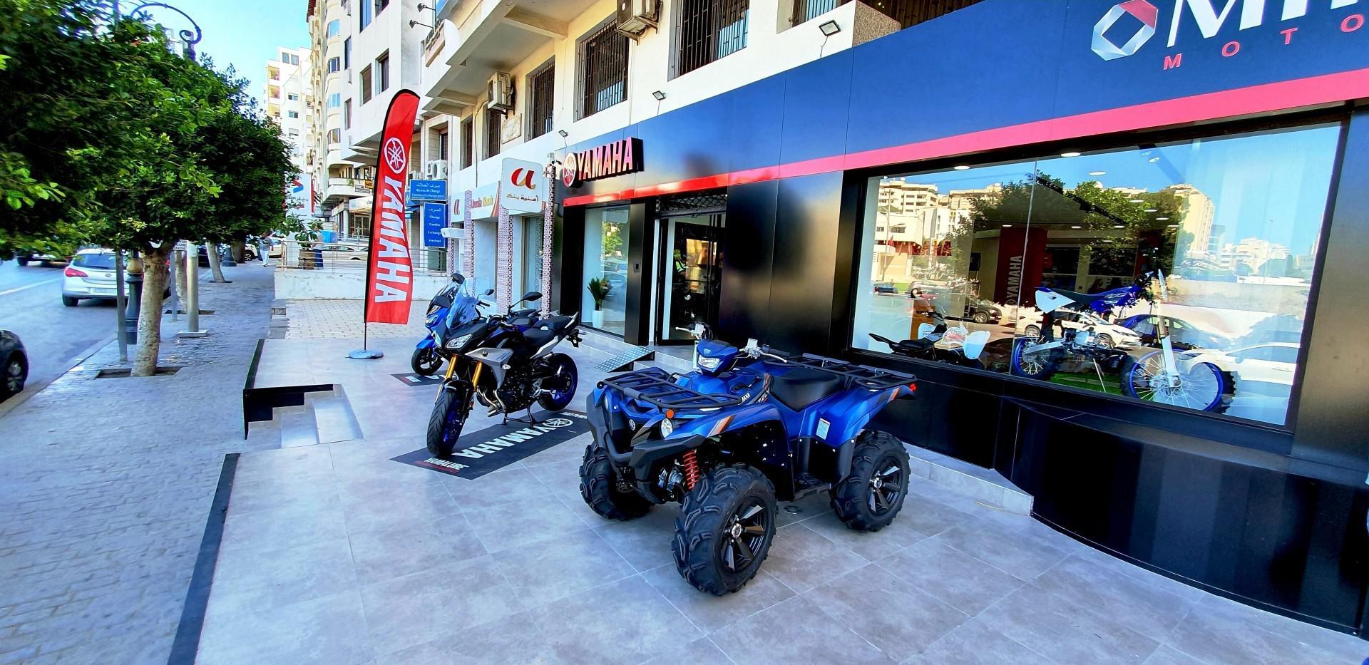 Nouveauté Yamaha à Tanger
