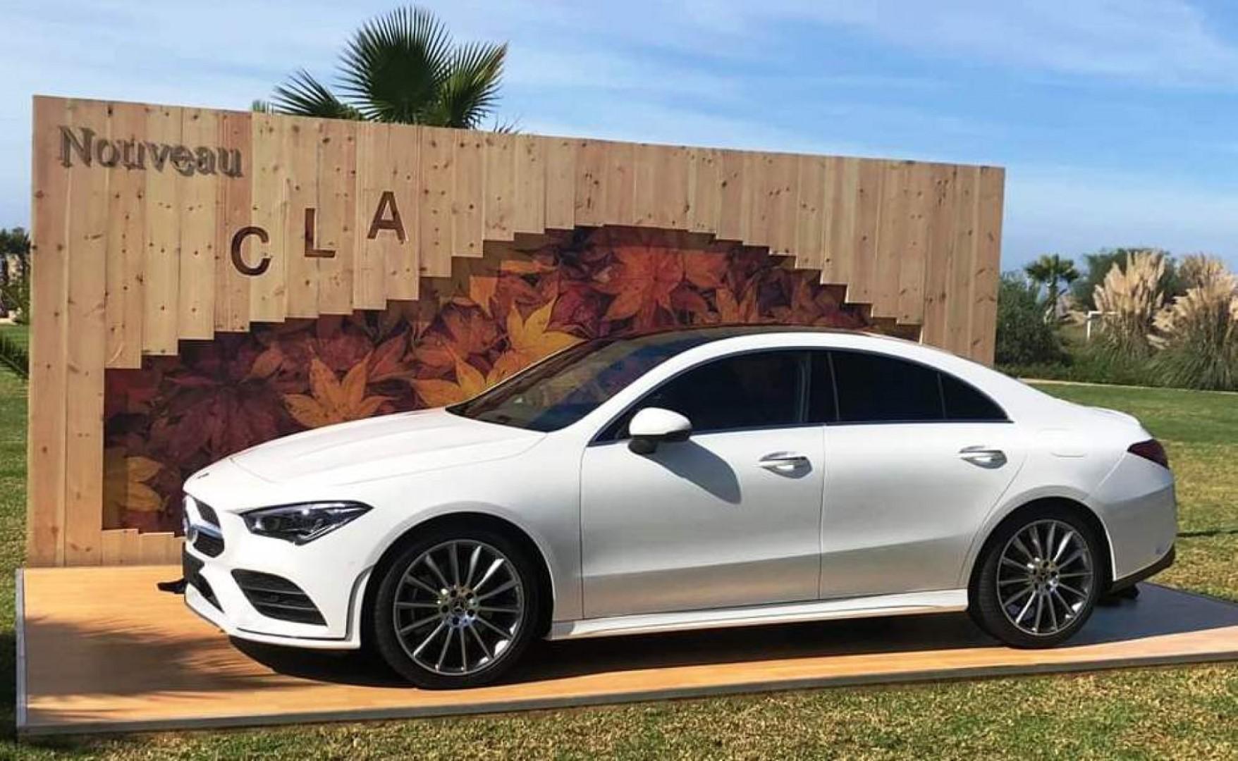 La nouvelle Mercedes CLA commercialisée au Maroc