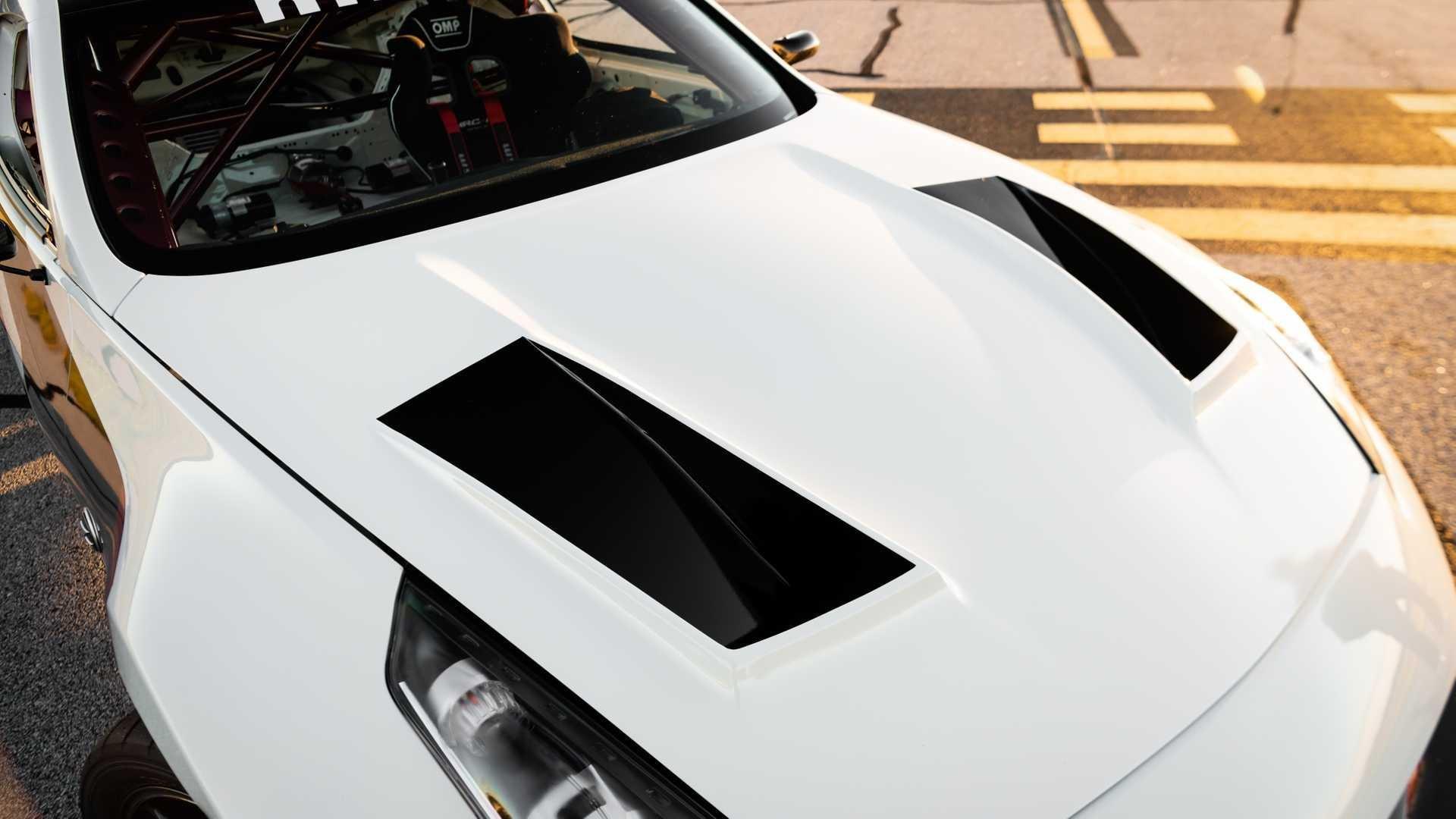 Nissan 370Z By Z1 Motorsports: Une bête de course !