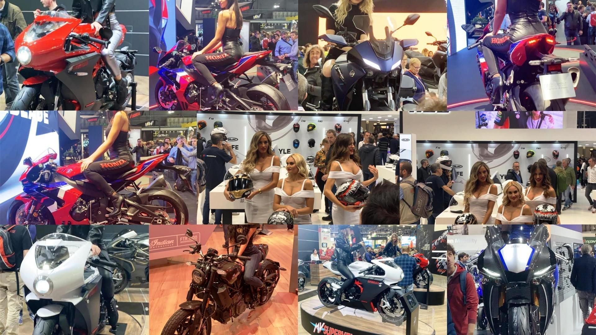 EICMA 2019 : les motos en photos