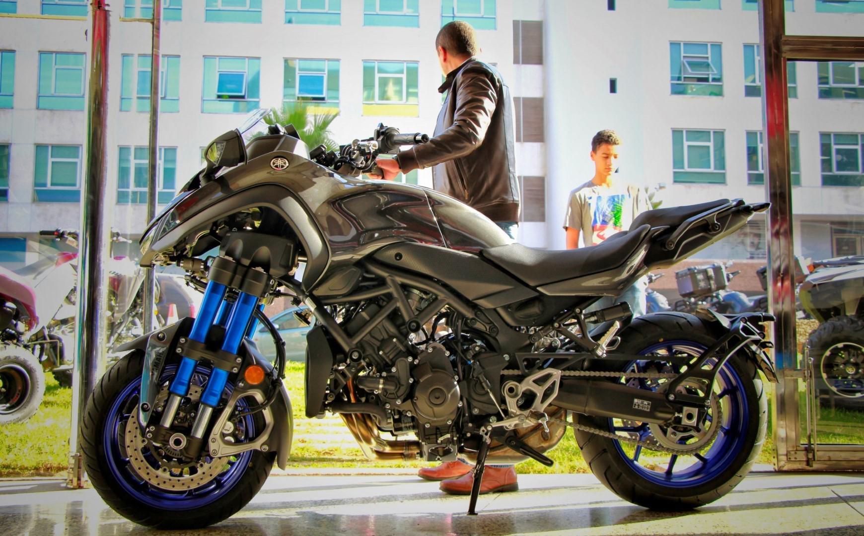 Journées portes ouvertes MIFA Motors (Yamaha)