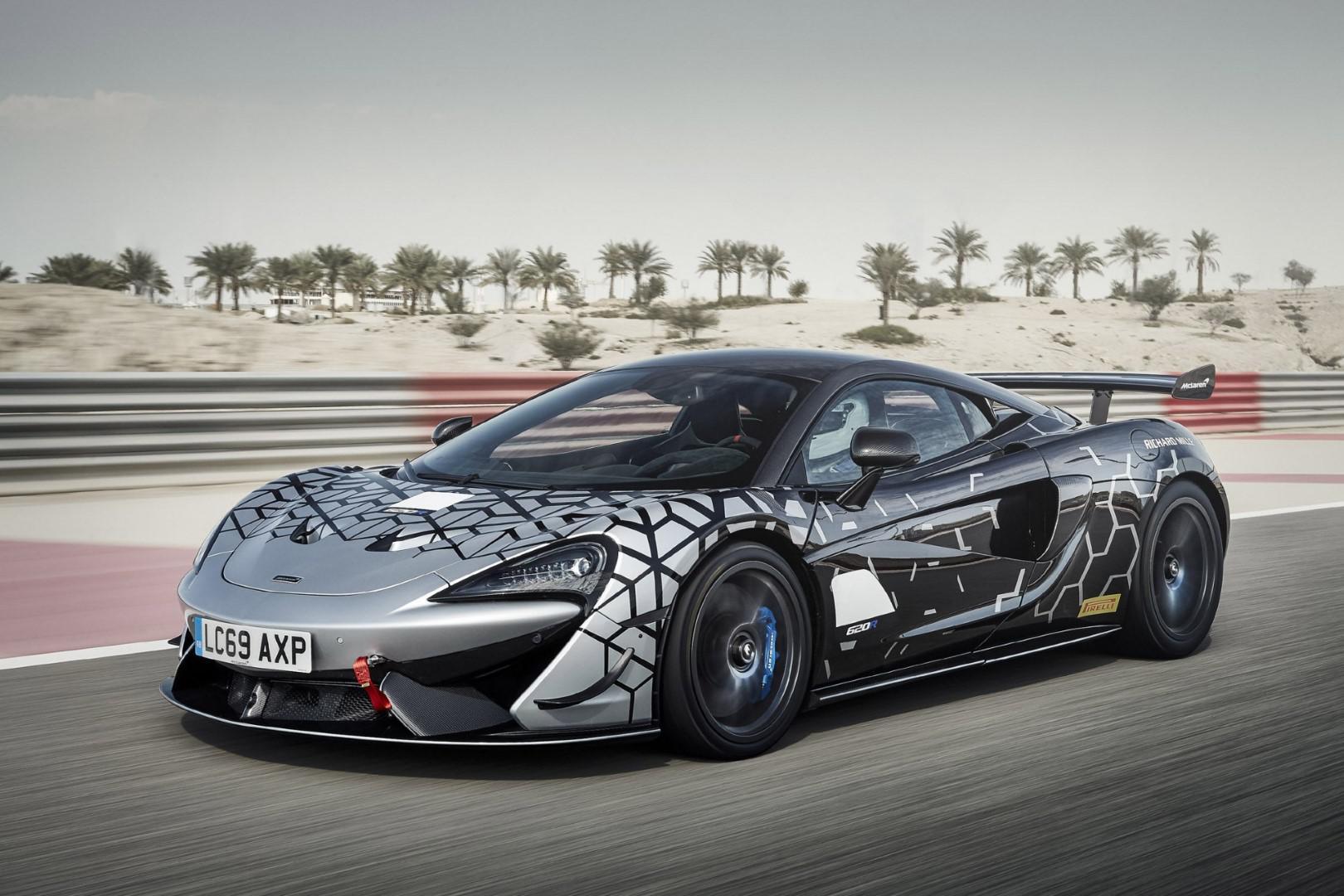 McLarenSports Series dévoile une nouvelle édition limitée: laMcLaren 620R