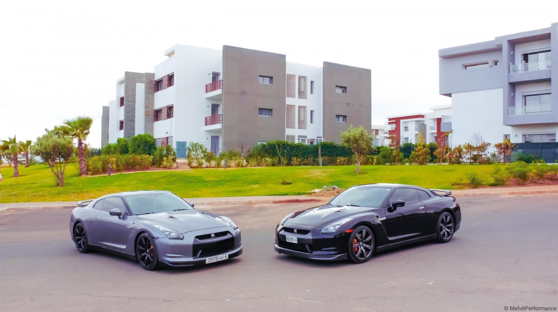 Que veut dire GT-R chez Nissan ?