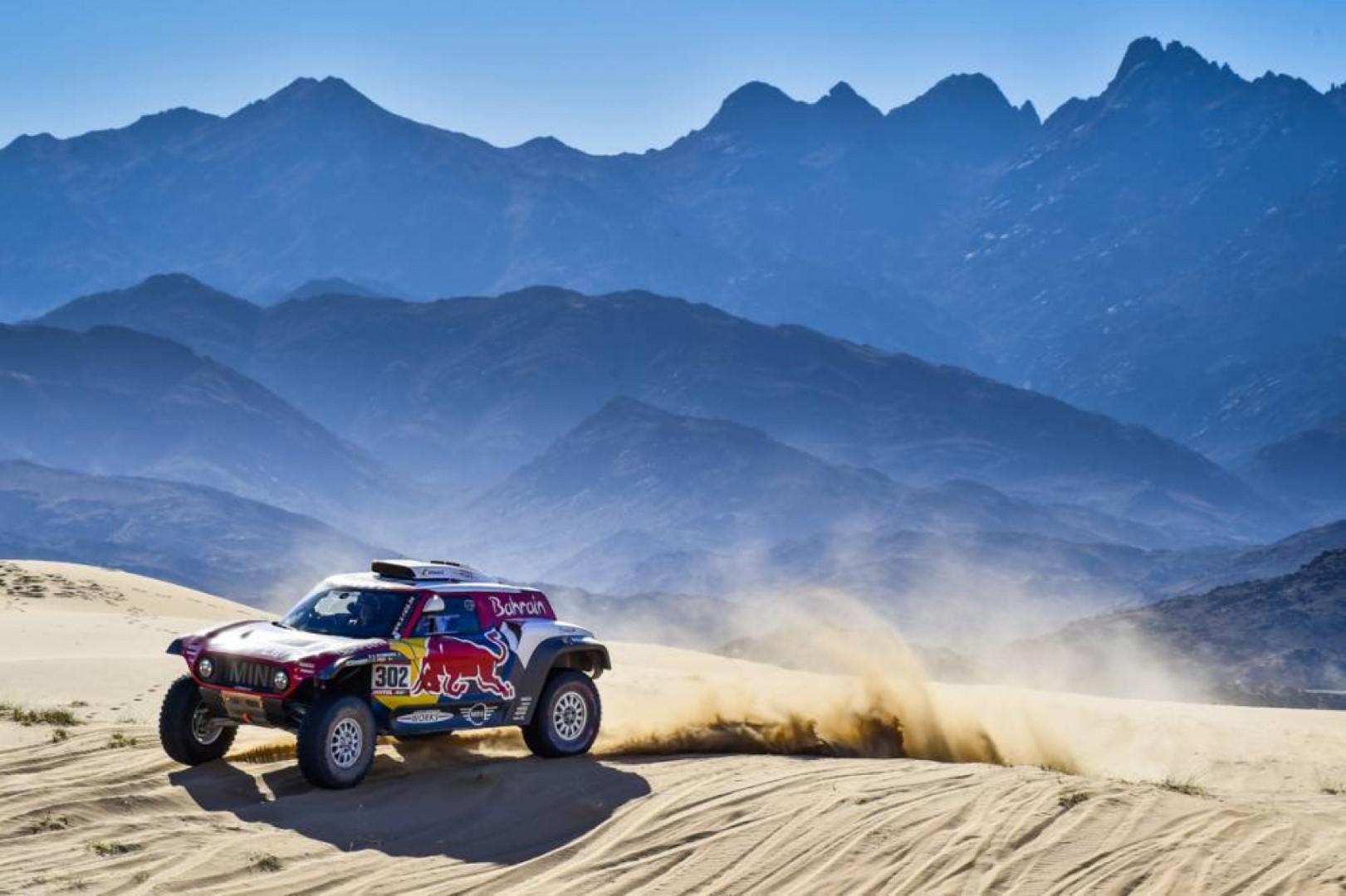 Dakar 2020:  Price, Zala, Shibalov s'adjugent la première étape.