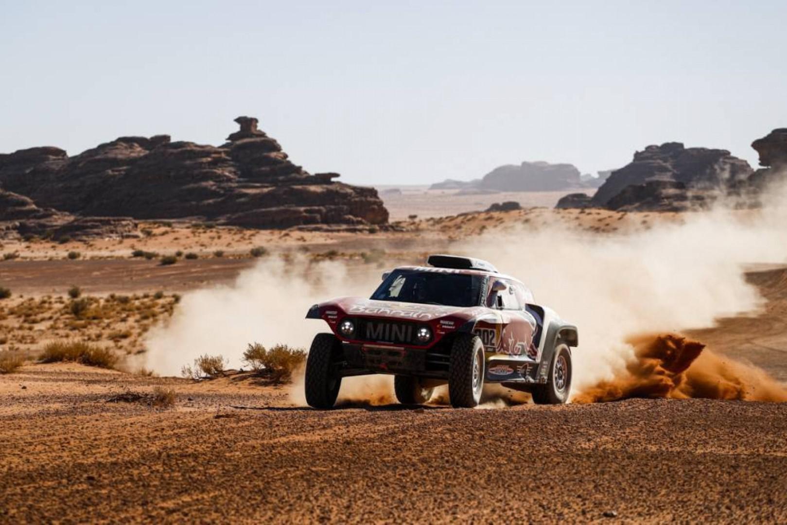 Dakar 2020: troisième étape mouvementée