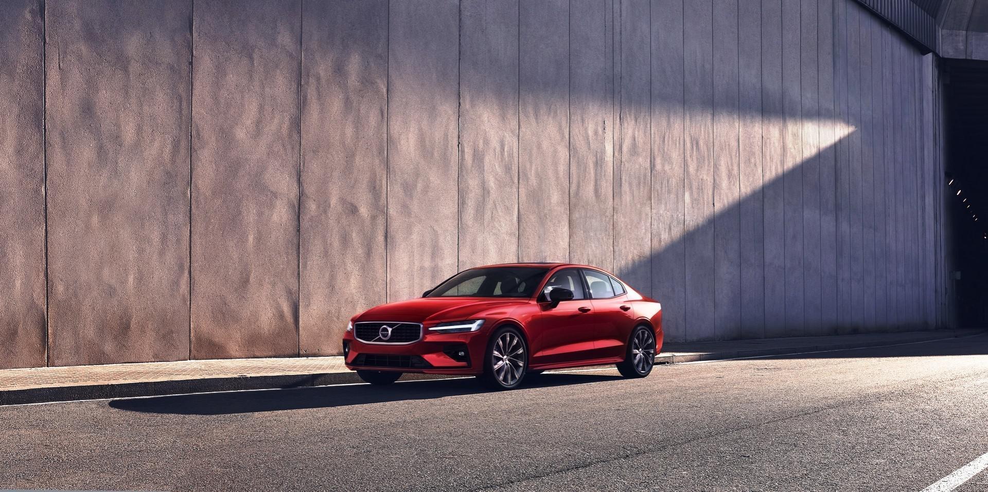 La Volvo S60 sacrée Voiture de l'année 2020 au Maroc