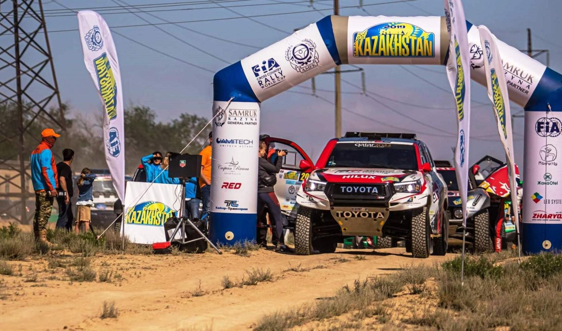 Kazakhstan Rally 2020: Parcours dévoilé