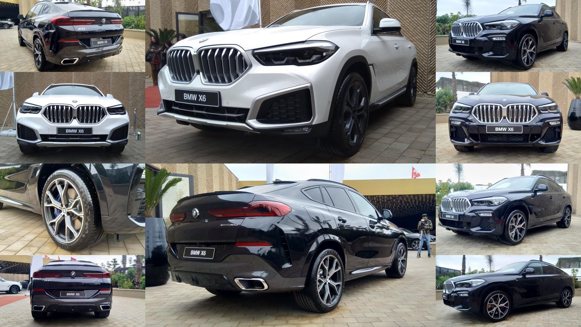 Lancement national du nouveau BMW X6
