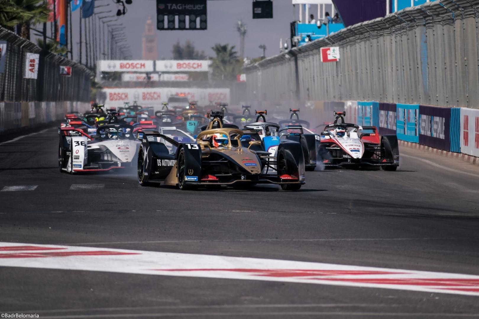 Da Costa électrise le Marrakech E-Prix