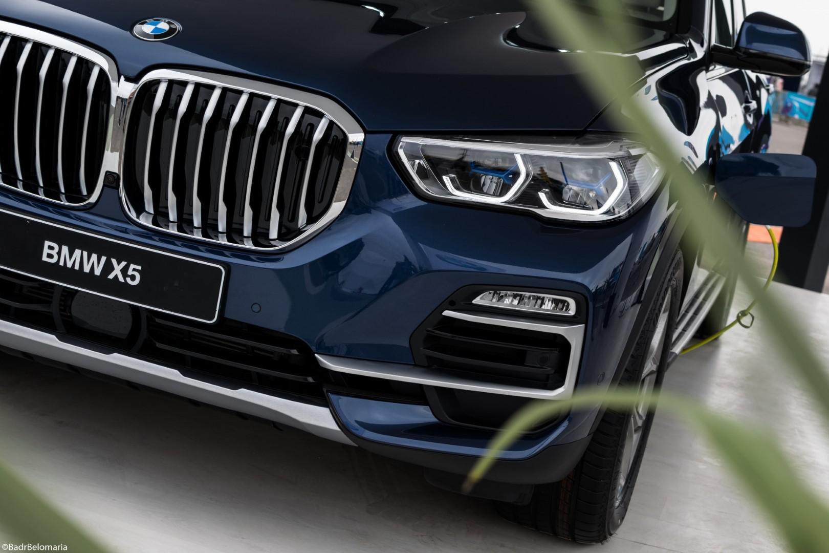 Lancement Electrique pour le nouveau BMW X5 Hybride