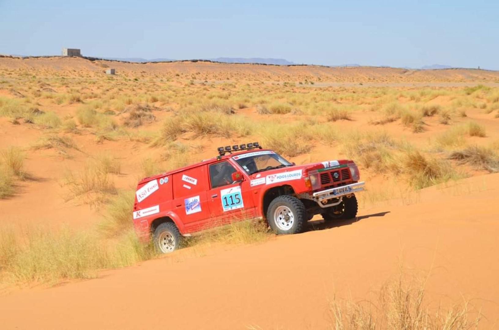 Morocco Sand Express: Programme et catégories de la 8è édition