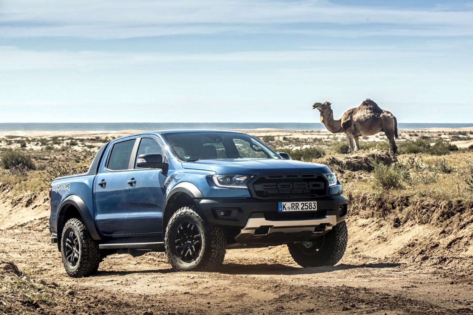 Le Ford Ranger Raptor débarque officellement au Maroc