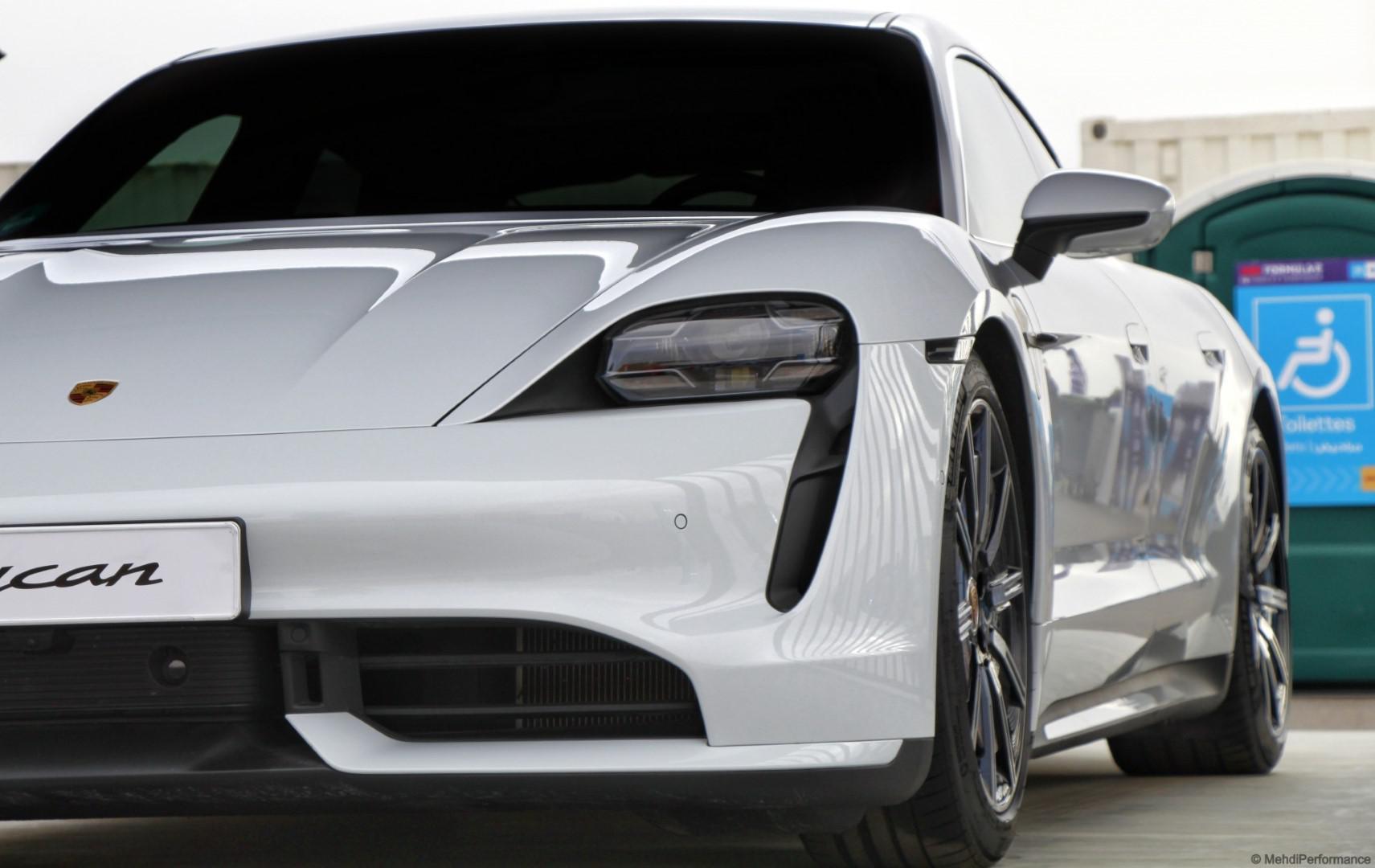 Porsche Taycan: La Porsche électrique se dévoile au Marrakech Grand Prix