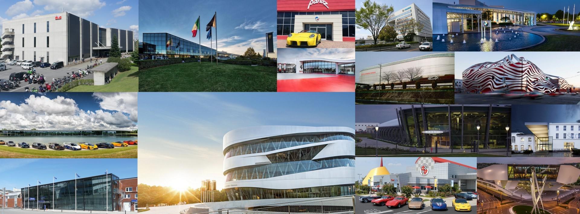 Visite virtuelle: Promenez vous dans15 musées automobiles sans jamais quitter votre domicile !