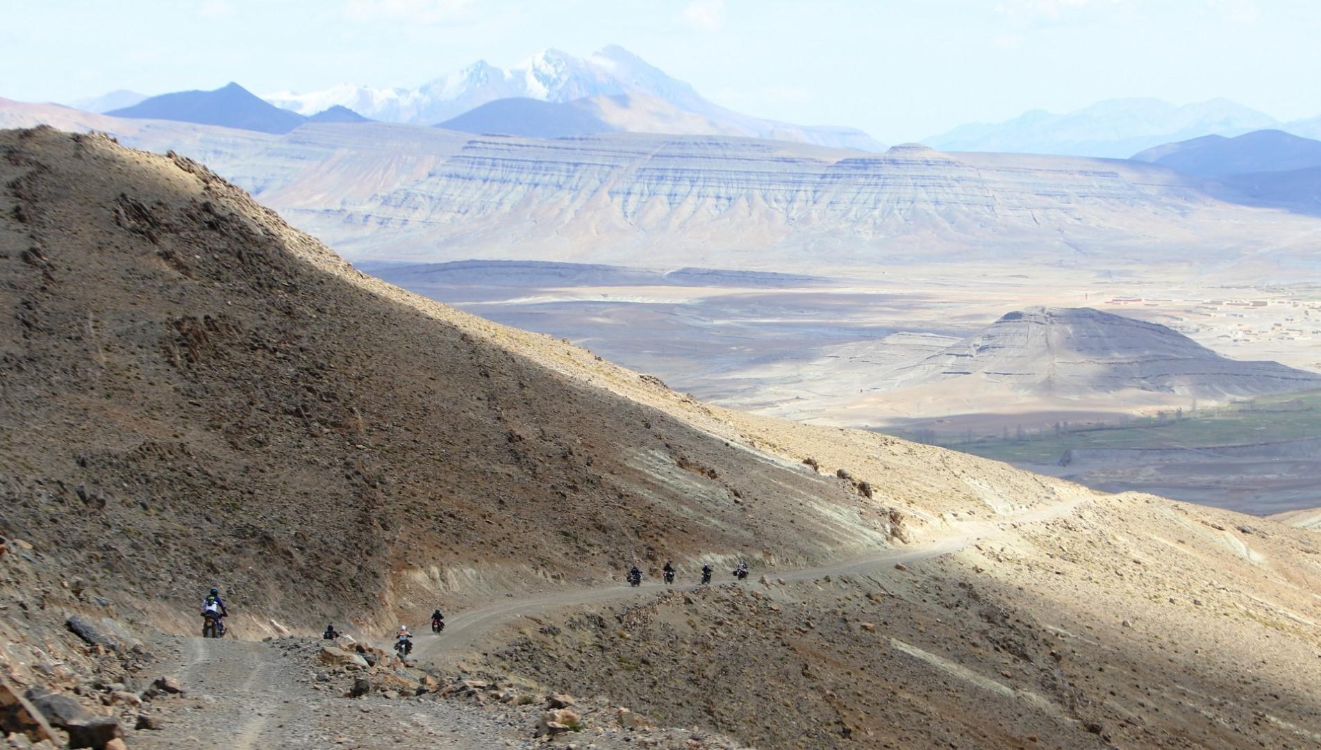 Le Morocco Tizi Challenge est en piste