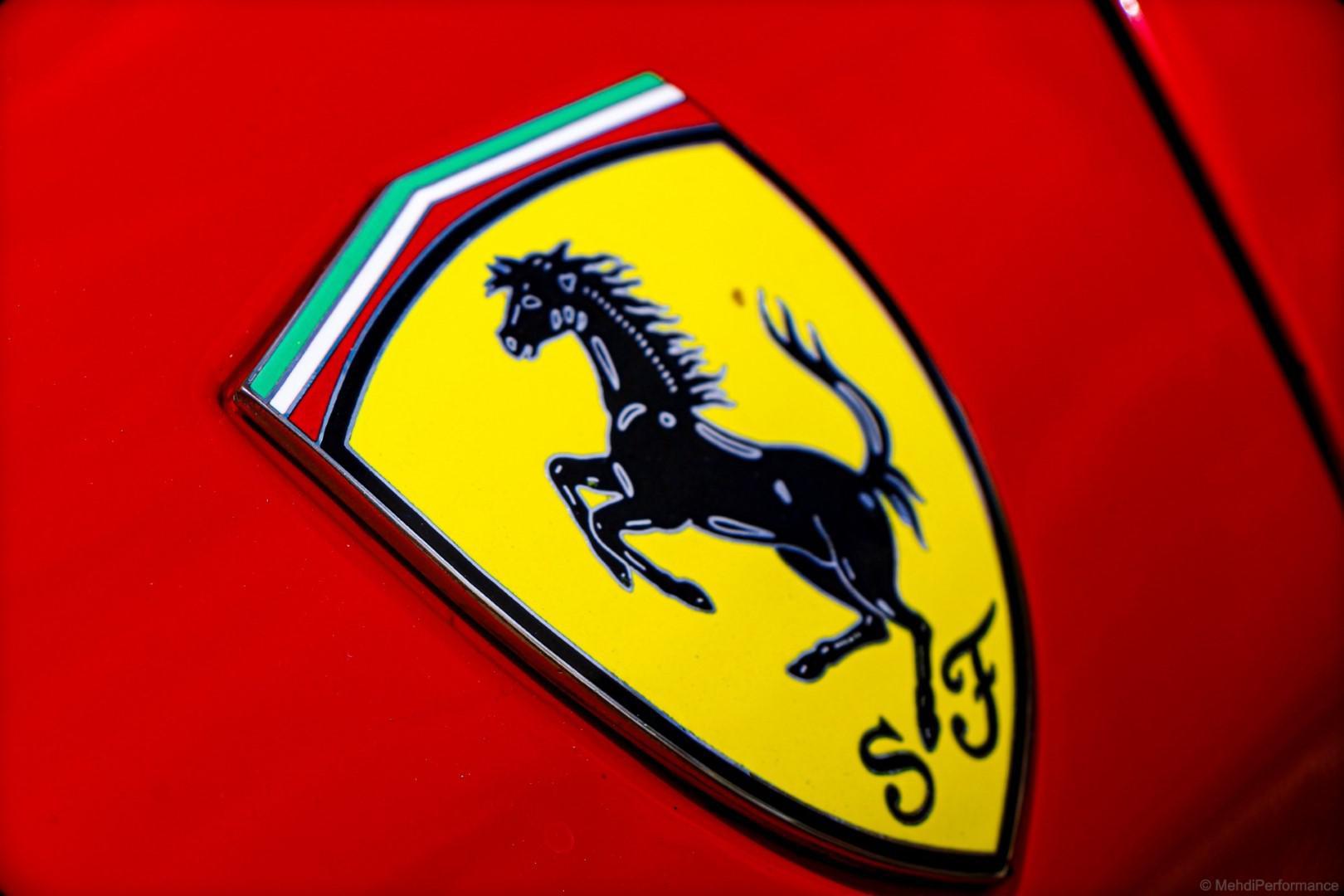 Exclu: À savoir concernant la marque Ferrari  …