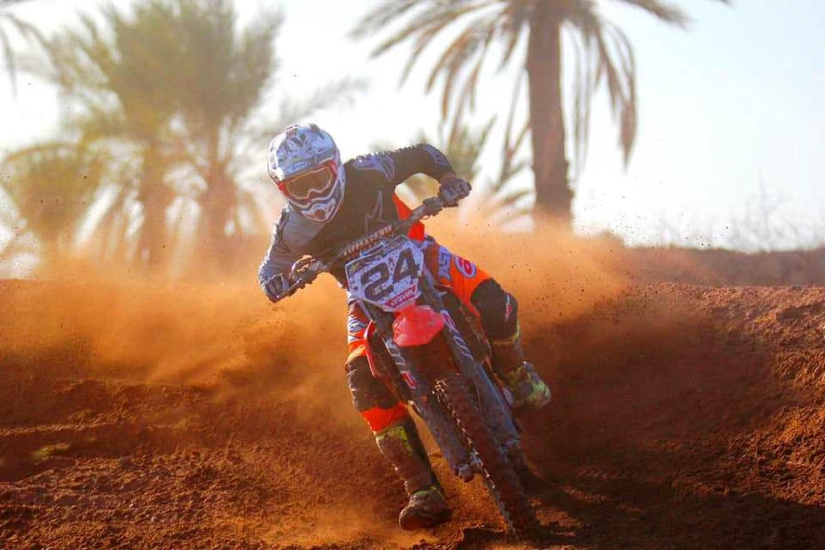 Interview avec le champion marocain Amine Echiguer