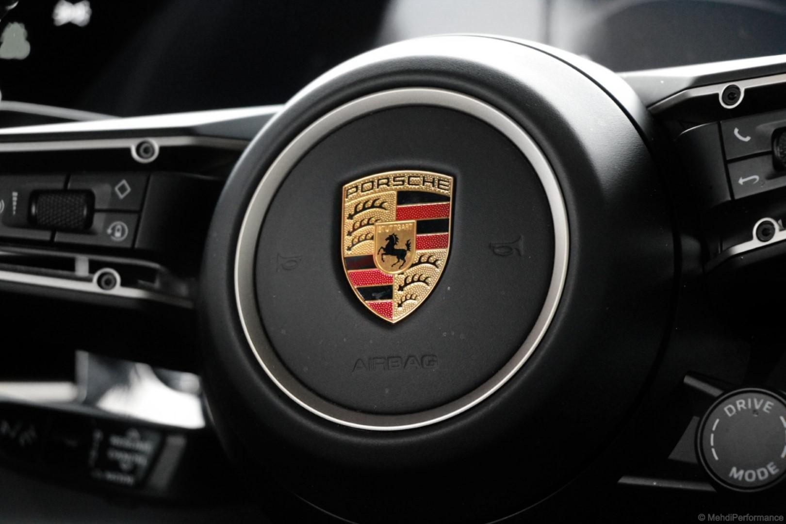 Exclu: À savoir concernant la marque Porsche …