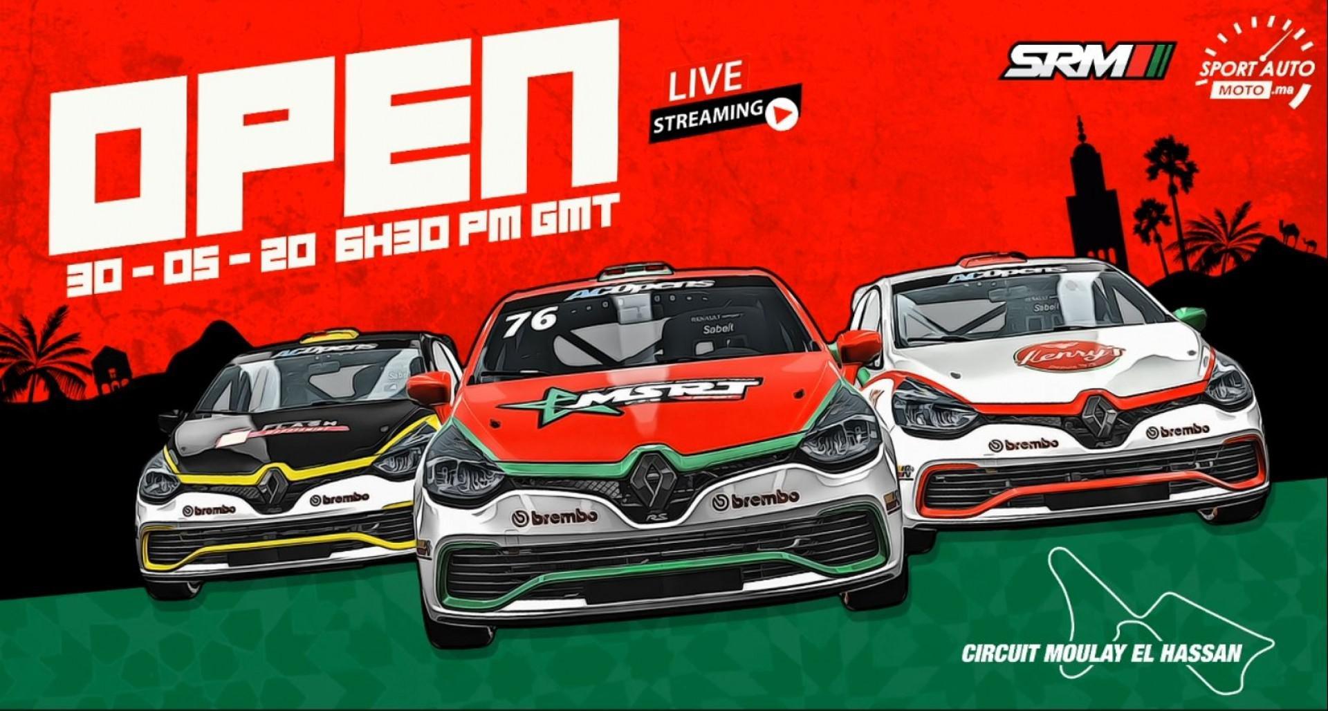 Un premier événement réussi pour la Sim Racing Morocco