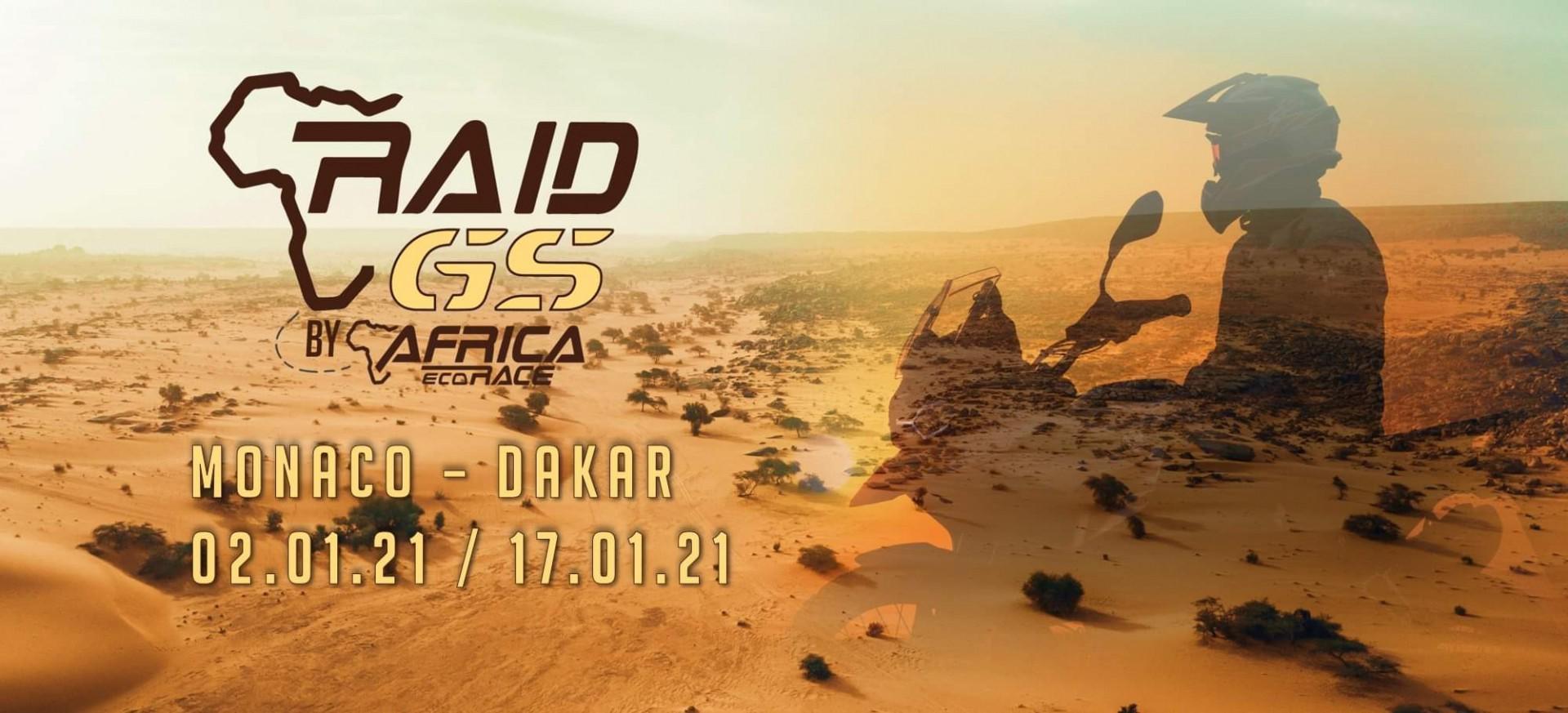 Africa Raid GS, le nouveau raid de l'Africa Eco Race