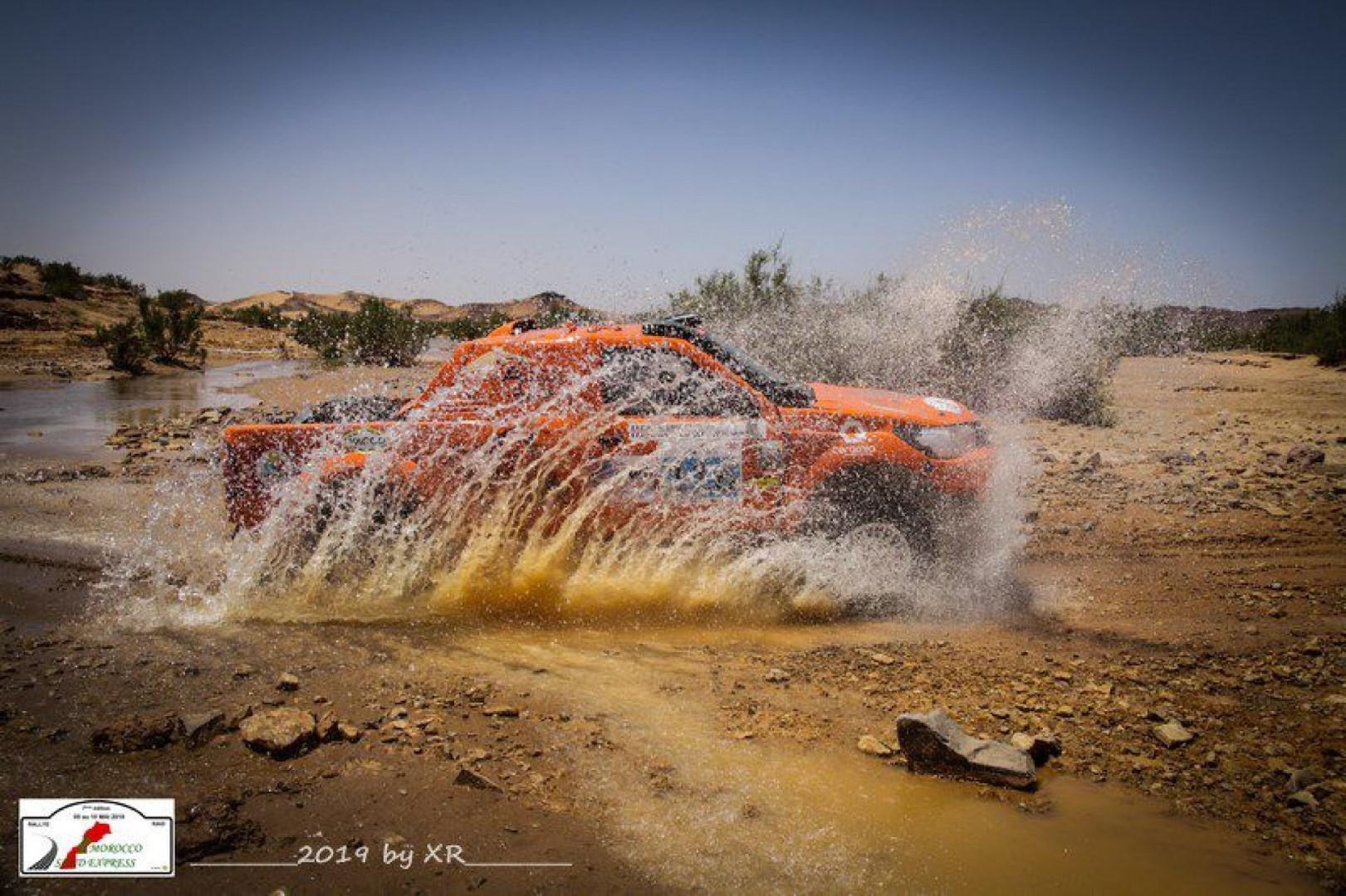 Programme et Catégories de la 8è édition du Morocco Sand Express