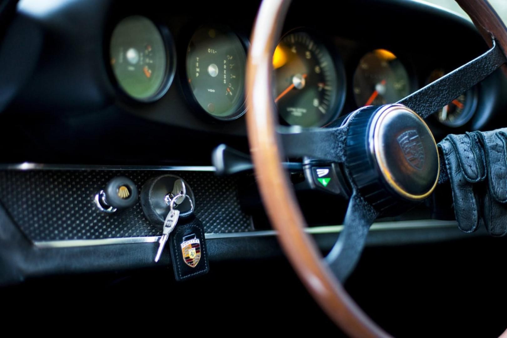 Détails uniques de certaines marques automobiles