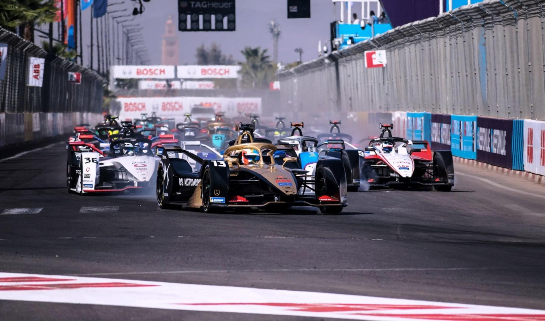 La saison de Formule E reprend avec six courses à Berlin