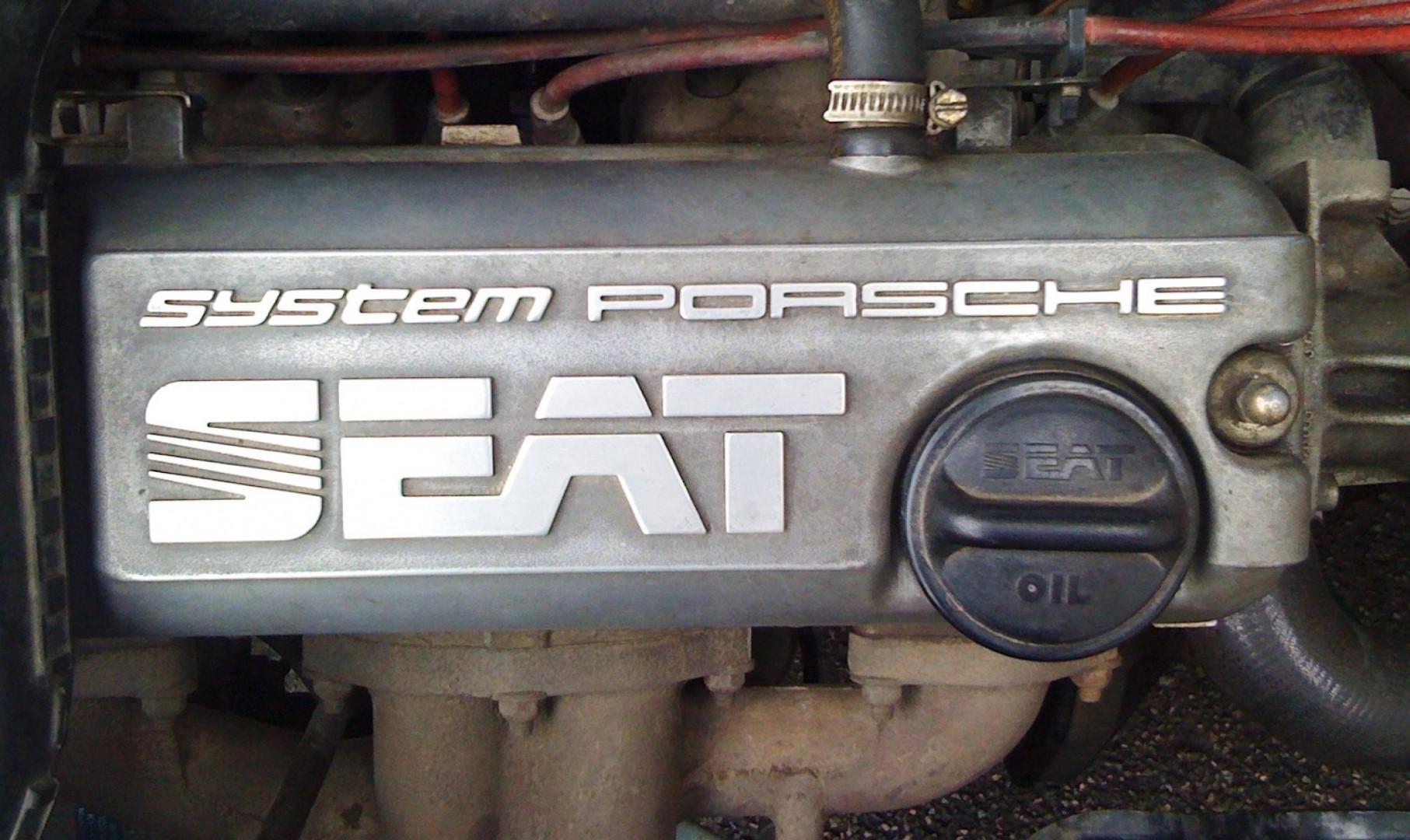 Système Porsche sur Seat, vous connaissiez?
