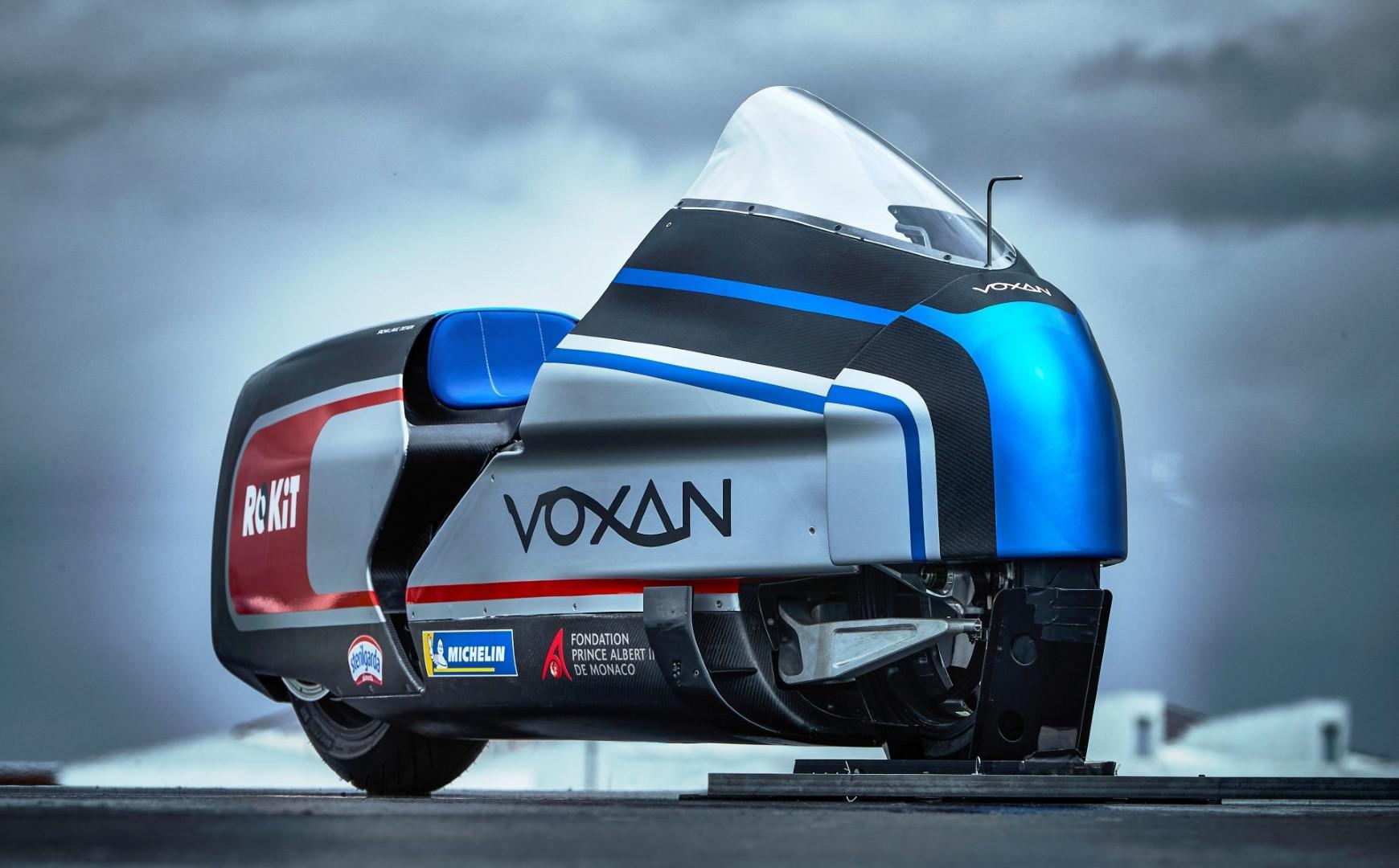 Voxan Motors dévoile la moto électrique haute performance Wattman