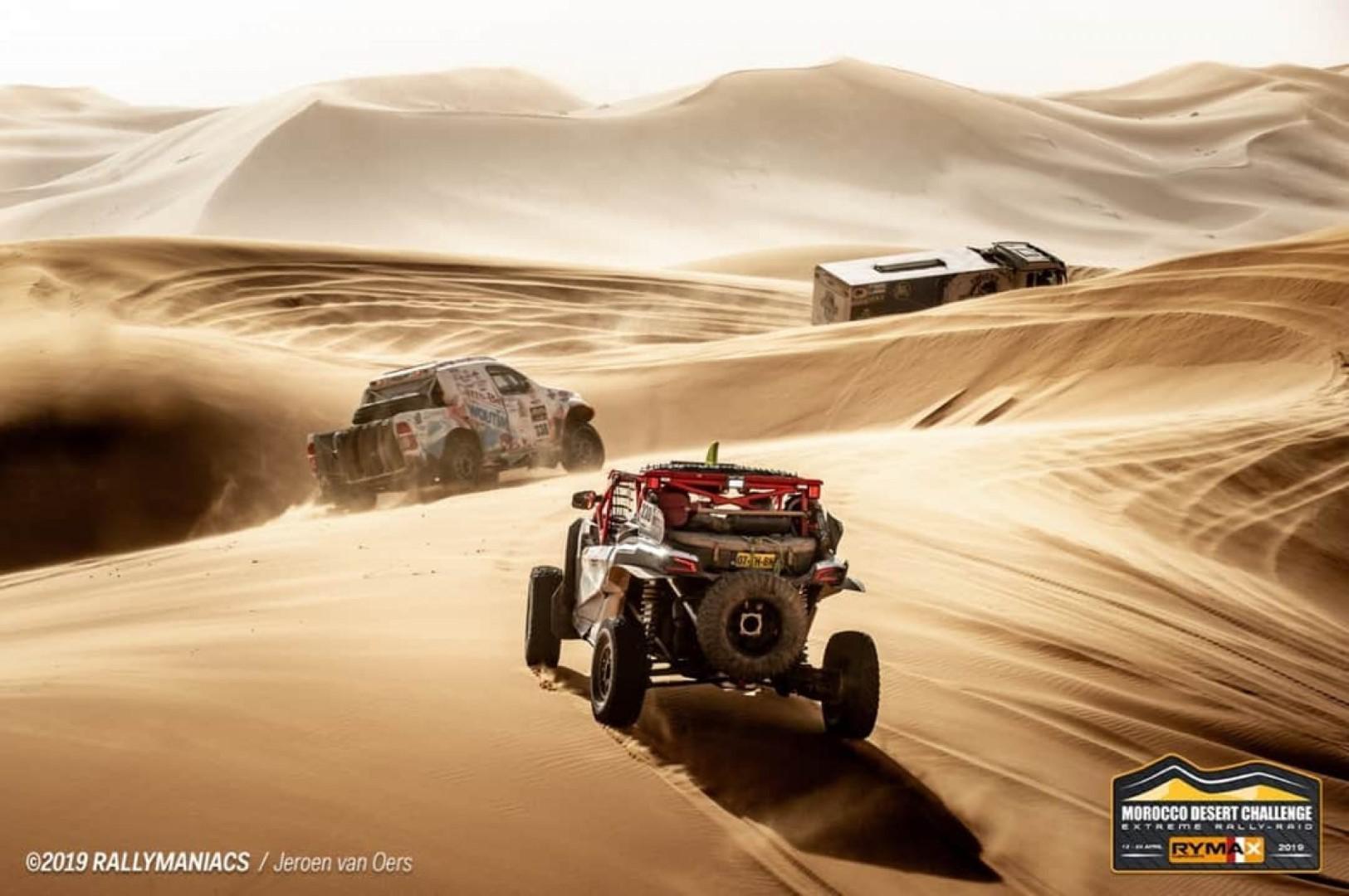Le Morocco Desert Challenge reporté pour Avril 2021
