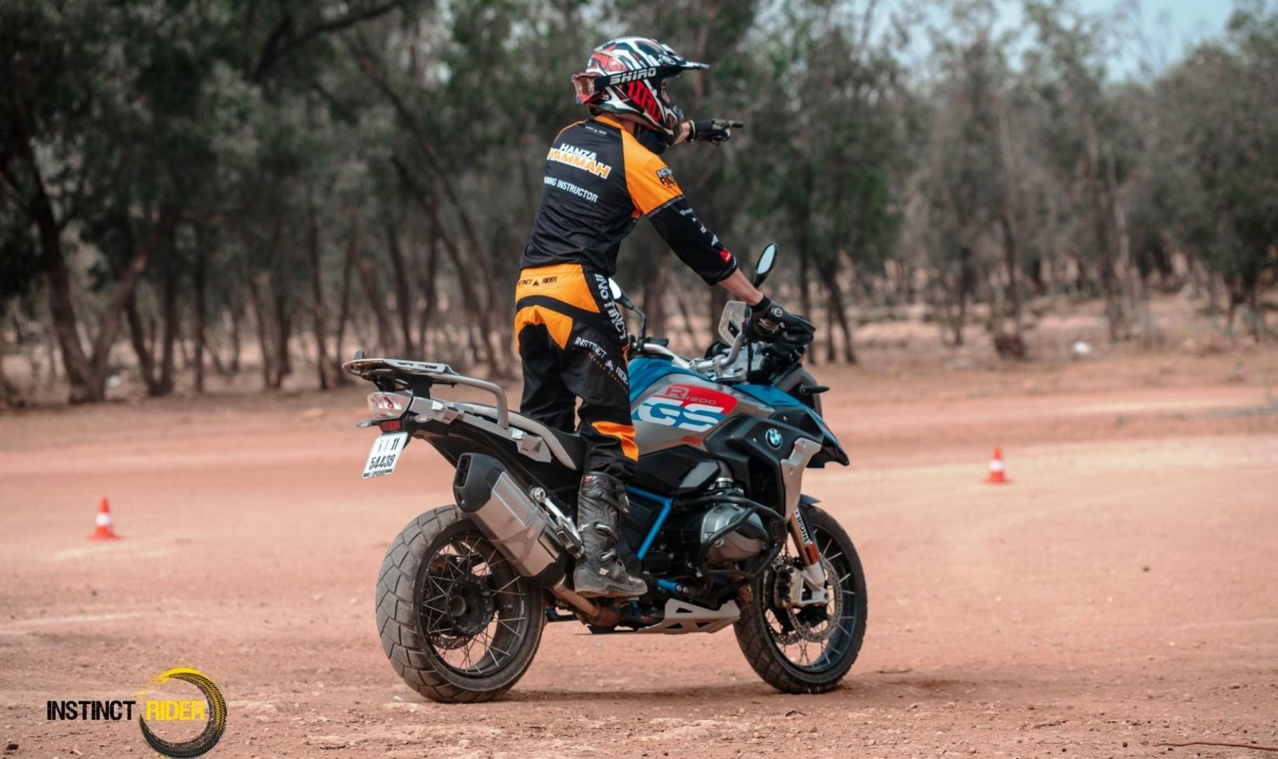 Interview exclusive avec Instinct Rider
