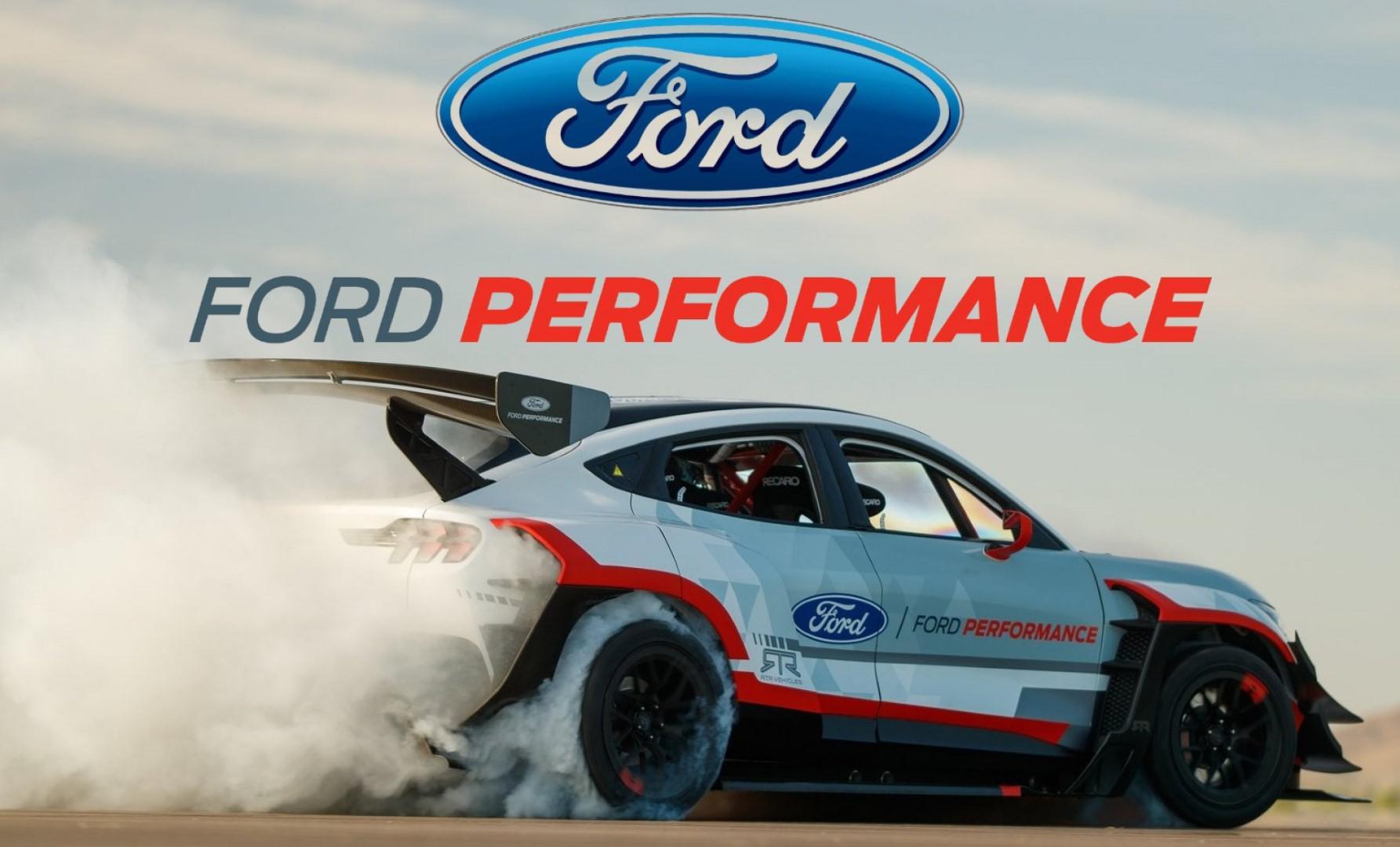 Ford Mustang Mach-e : Une bombe électrique de 1400 ch !