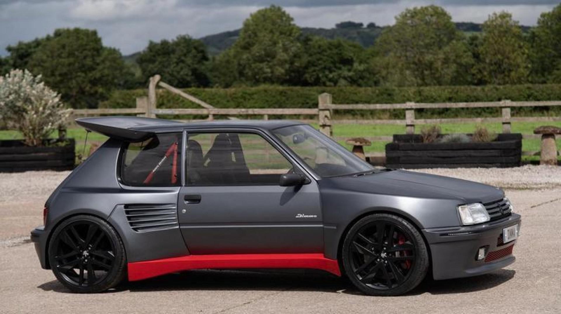 Transformation Peugeot 308 GTI en 205 T16 ?