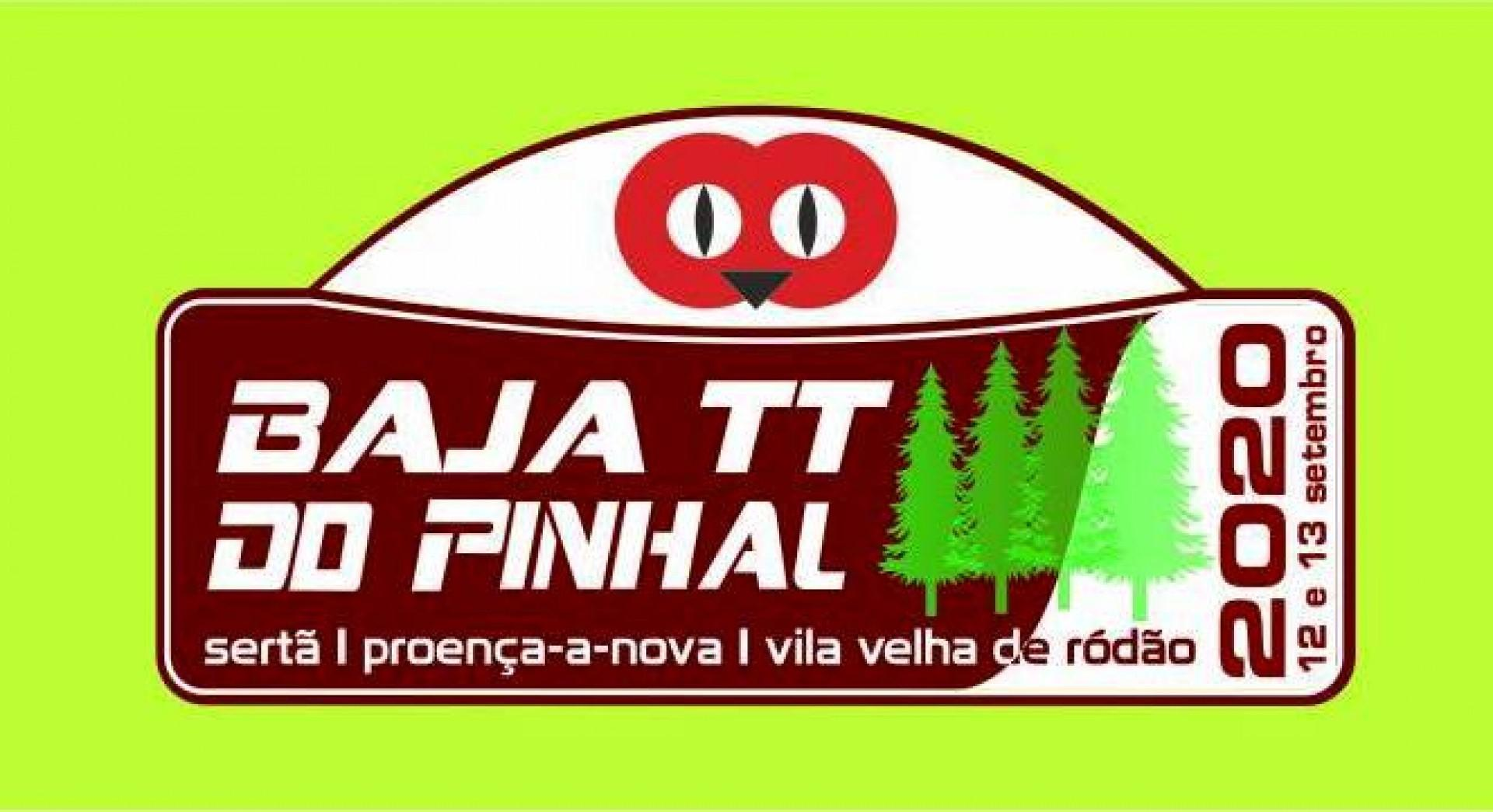 Baja TT do Pinhal Première manche de la Coupe du Monde FIM