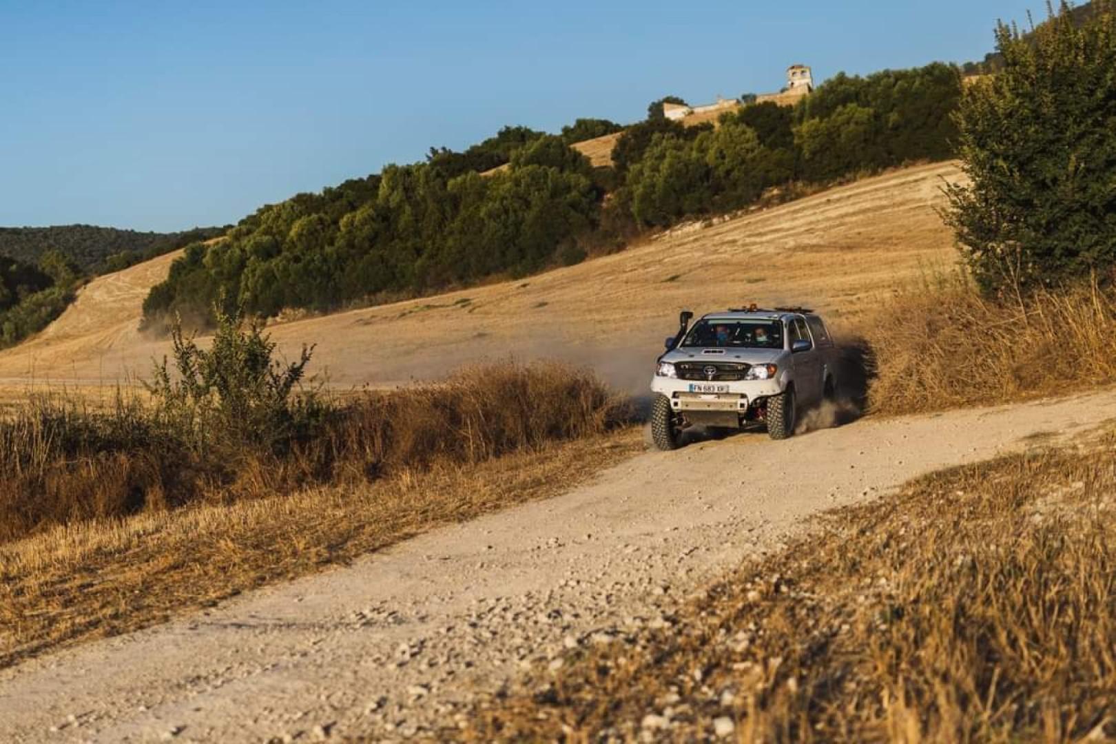 Andalucia Rally 2020: La liste des engagés dévoilée