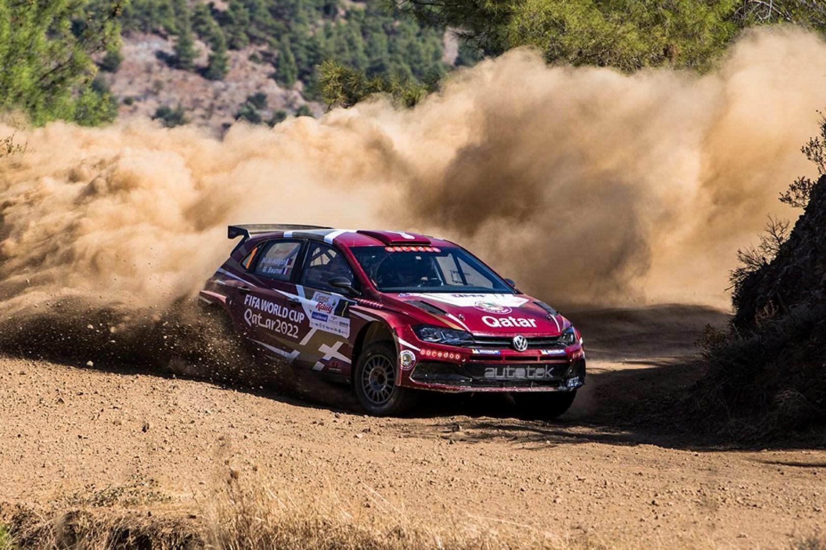 Al-Attiyah / Baumel remportent le 49ème Rallye de Chypre