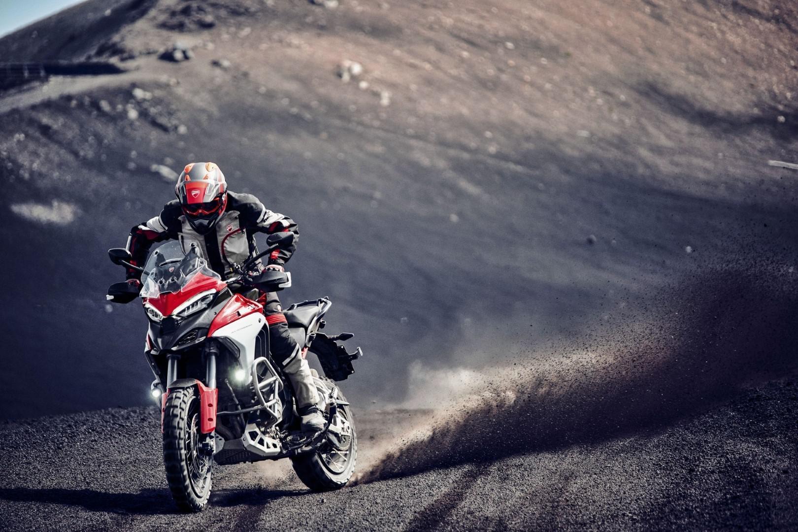 Ducati Multistrada V4 se dévoile et arrive bientôt au Maroc
