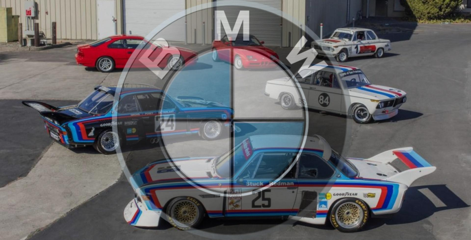 Une fabuleuse collection BMW