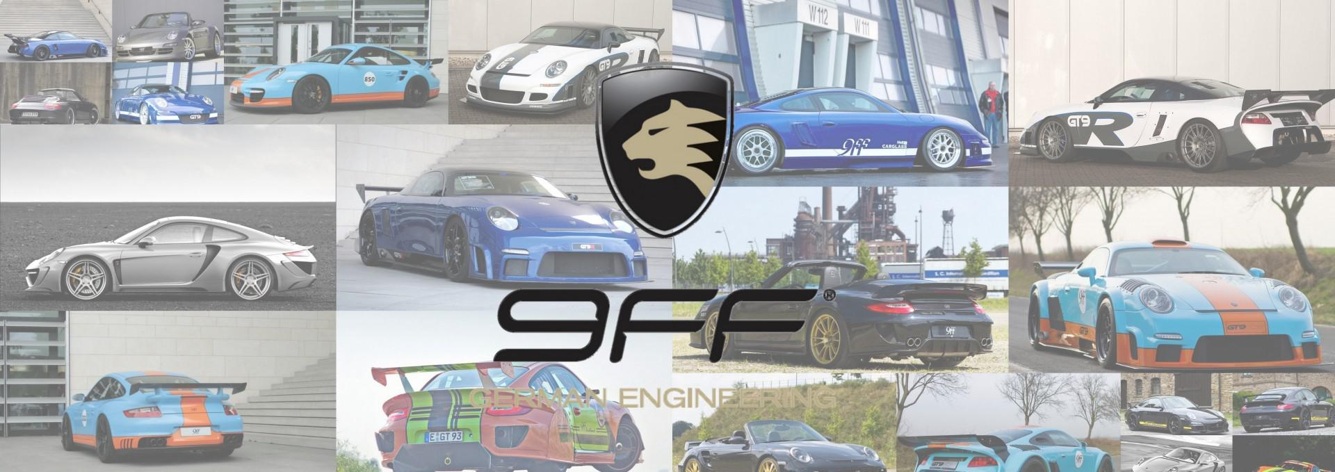 9FF: Préparateur Allemande Spécialisé Porsche