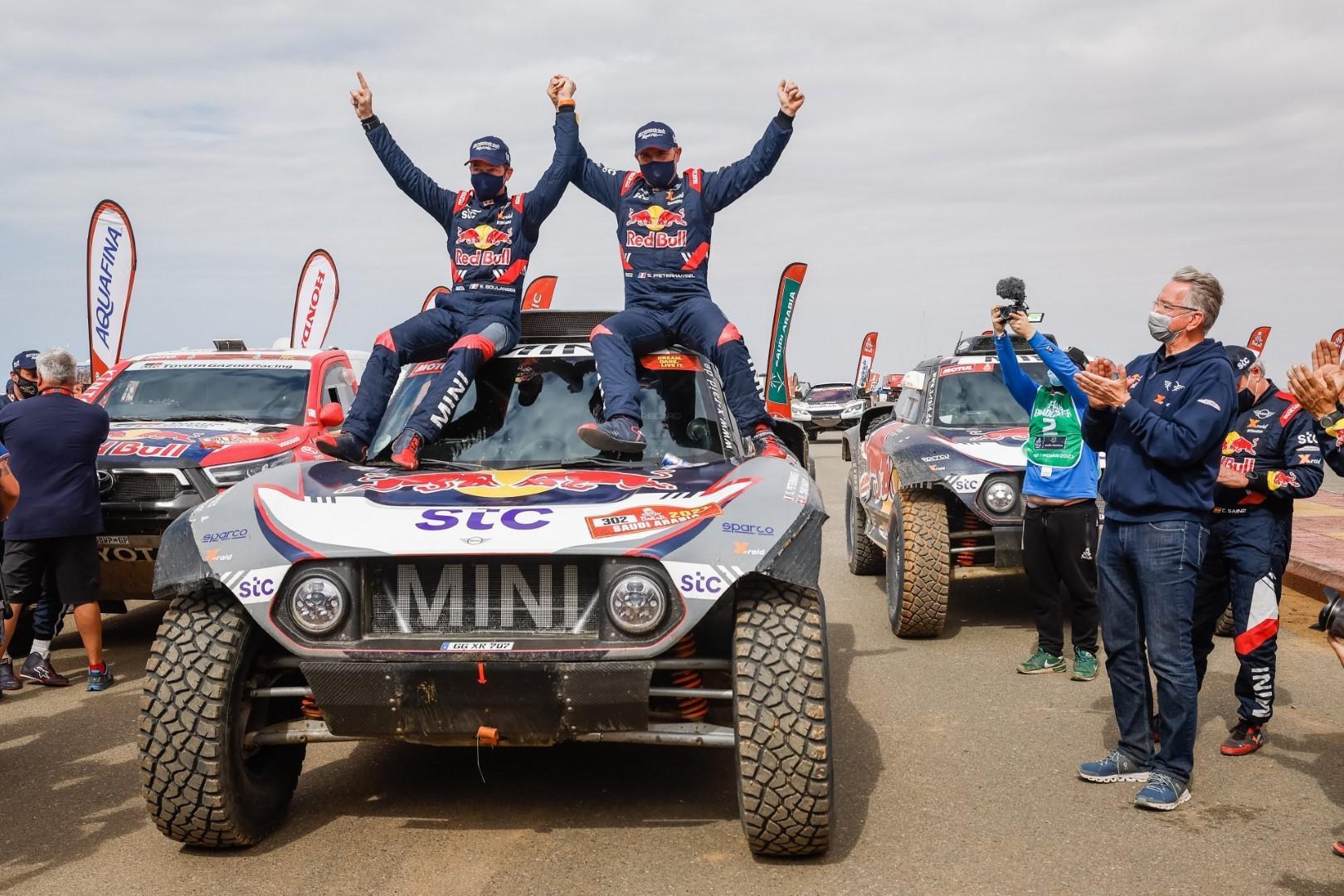 Rally Dakar 2021: 6ème victoire au général pour MINI