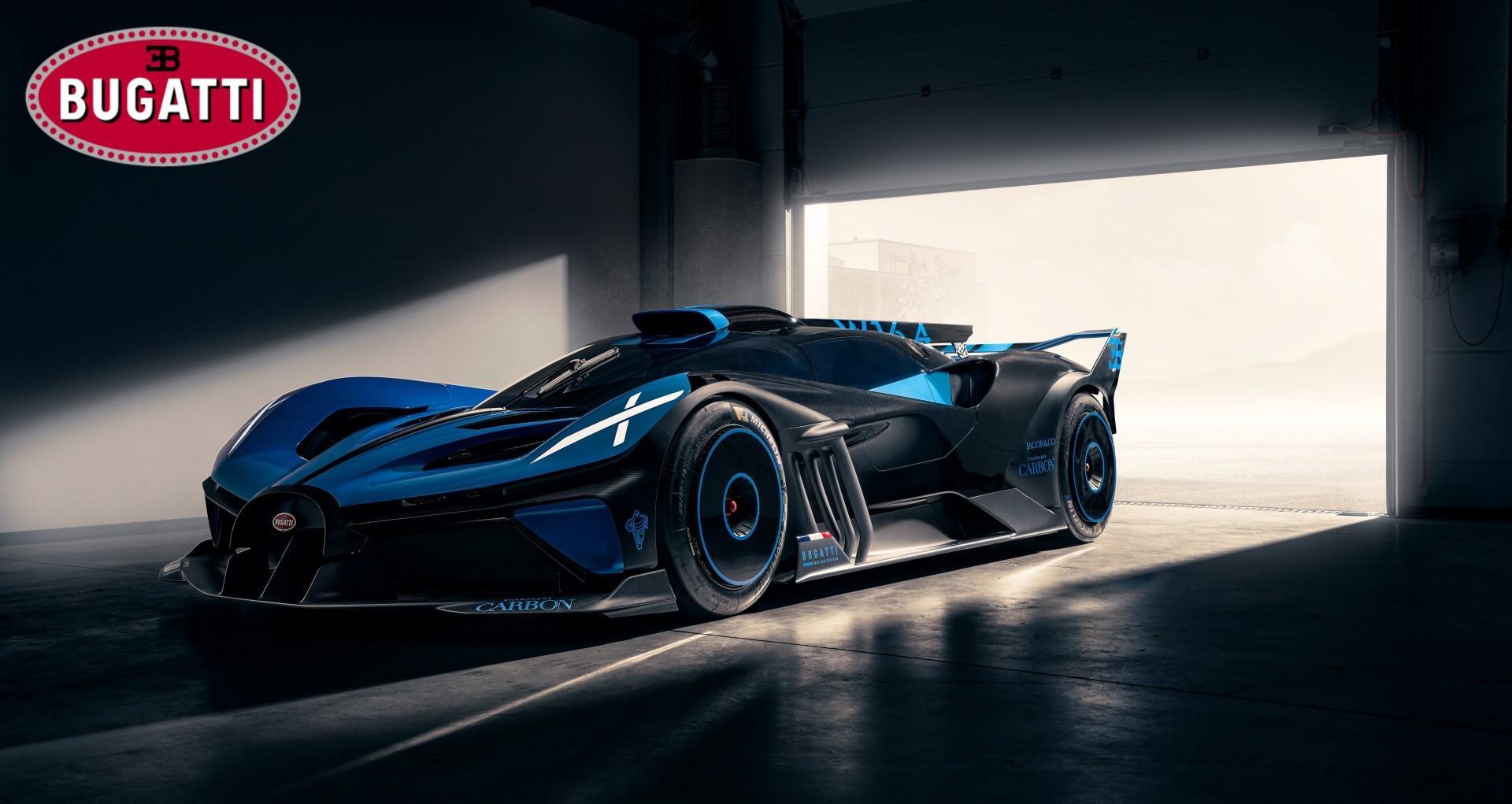 Bugatti imprime la perfection au dixième de millimètre