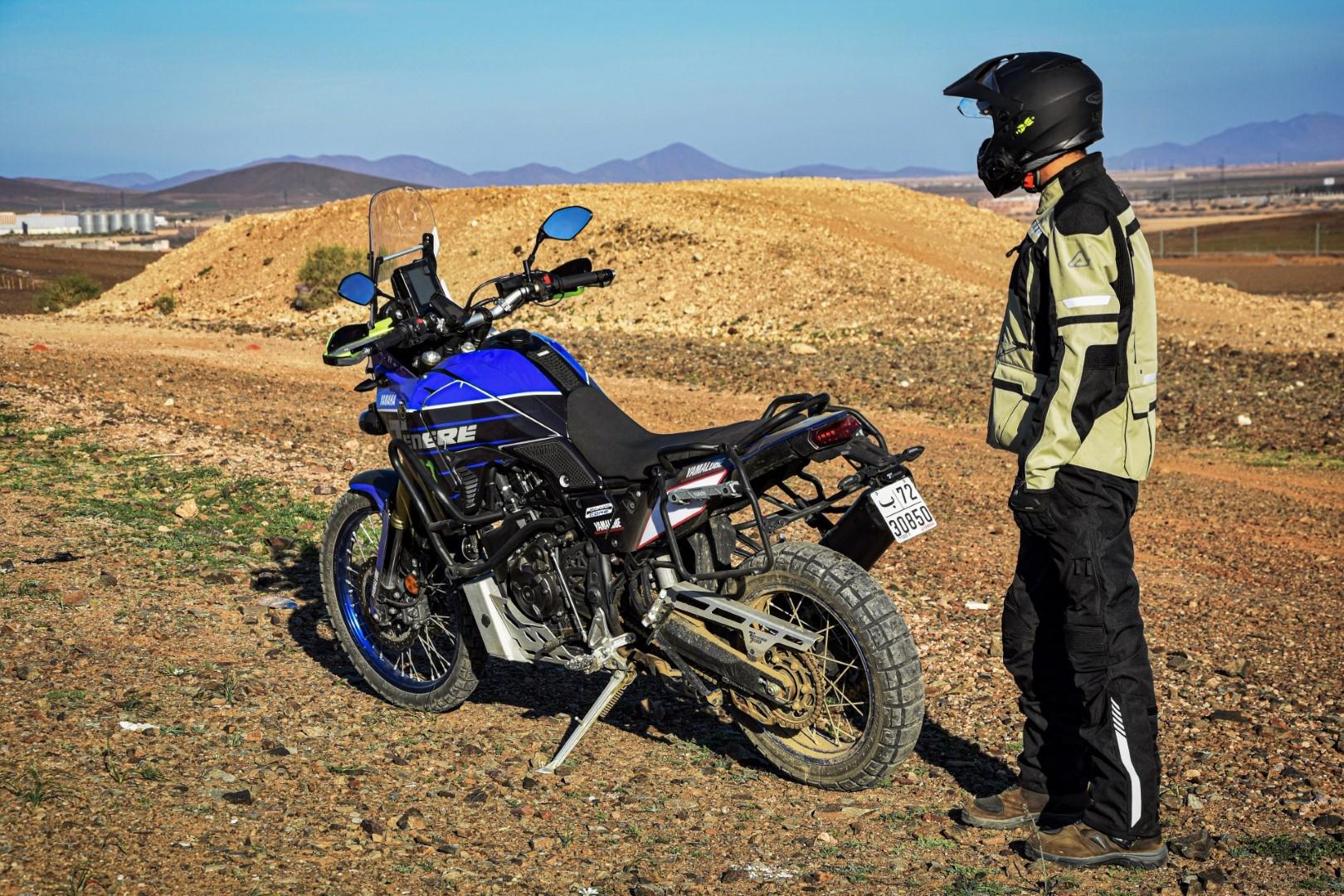 Essai Yamaha Ténéré 700 : L' off road est dans mes veines