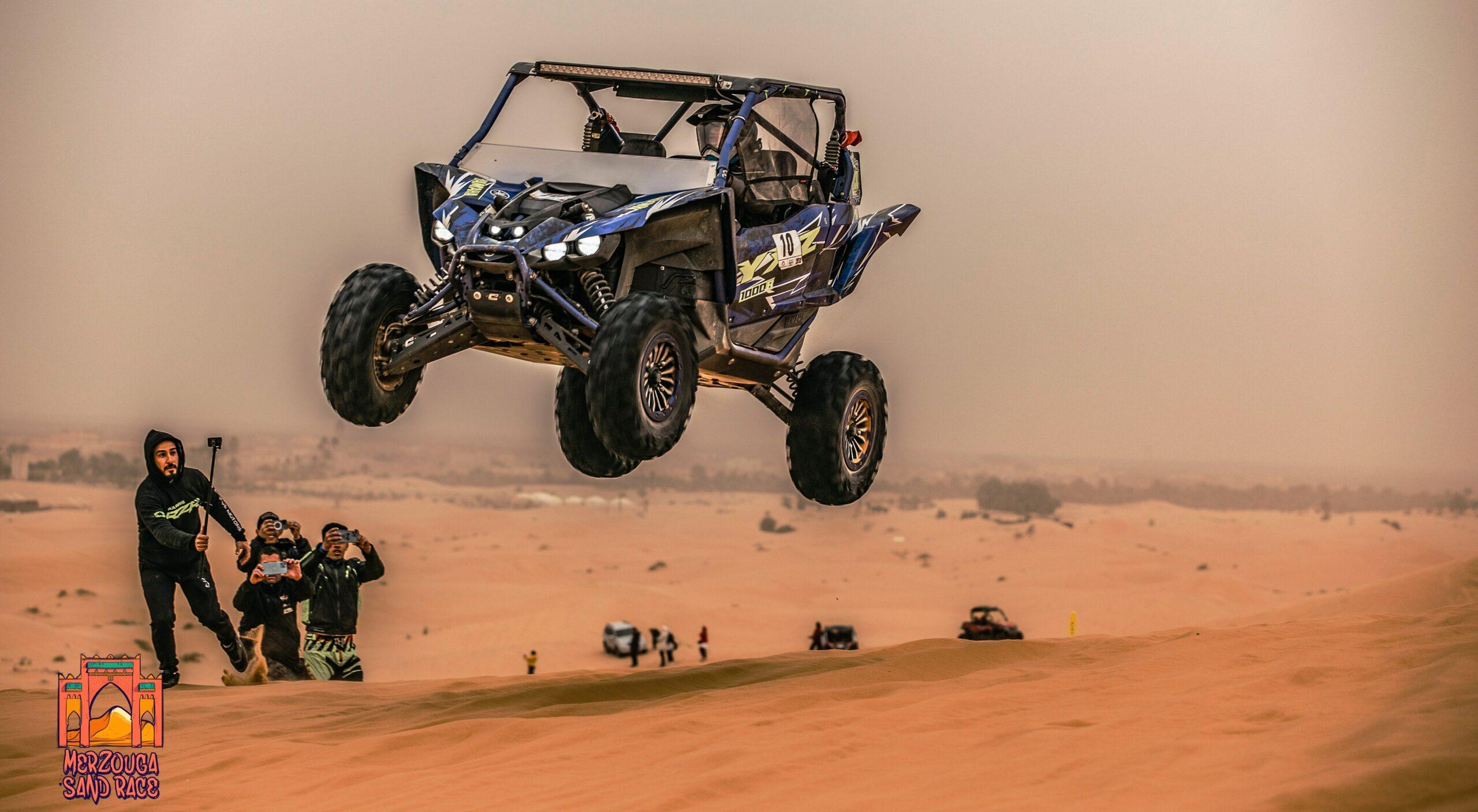 Merzouga Sand Race : première d'une longue série