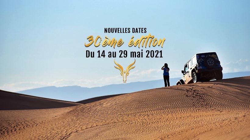 Dominique Serra au Maroc pour préparer le Rallye Aïcha des Gazelles
