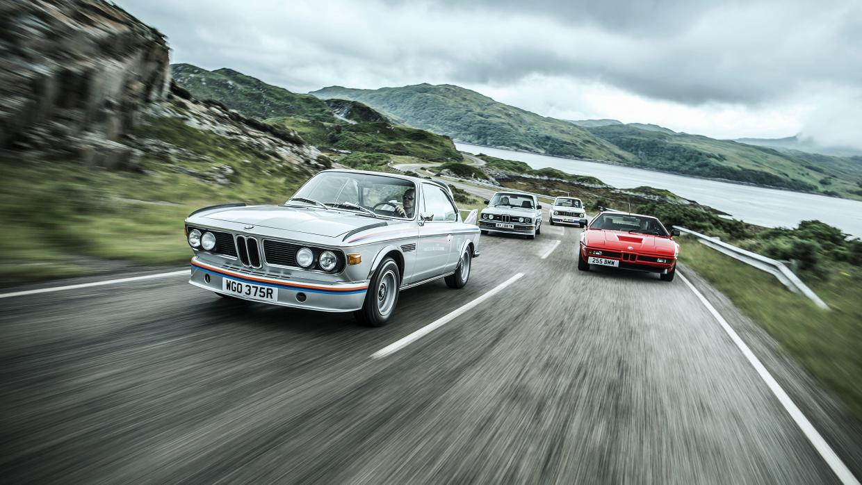 Les plus belles BMW de l'histoire ?