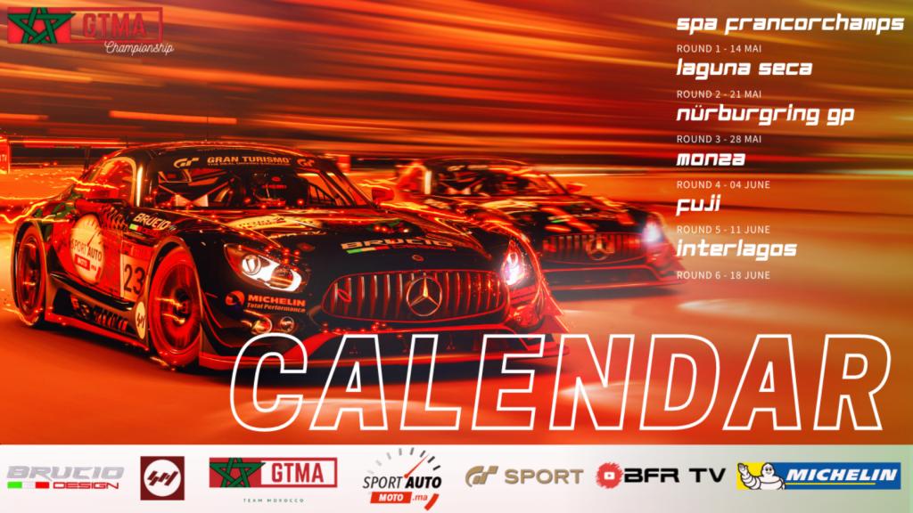 GTMA Spa Francorchamps
