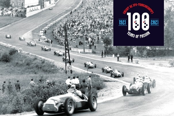 100 Years Circuit de Spa-Francorchamp