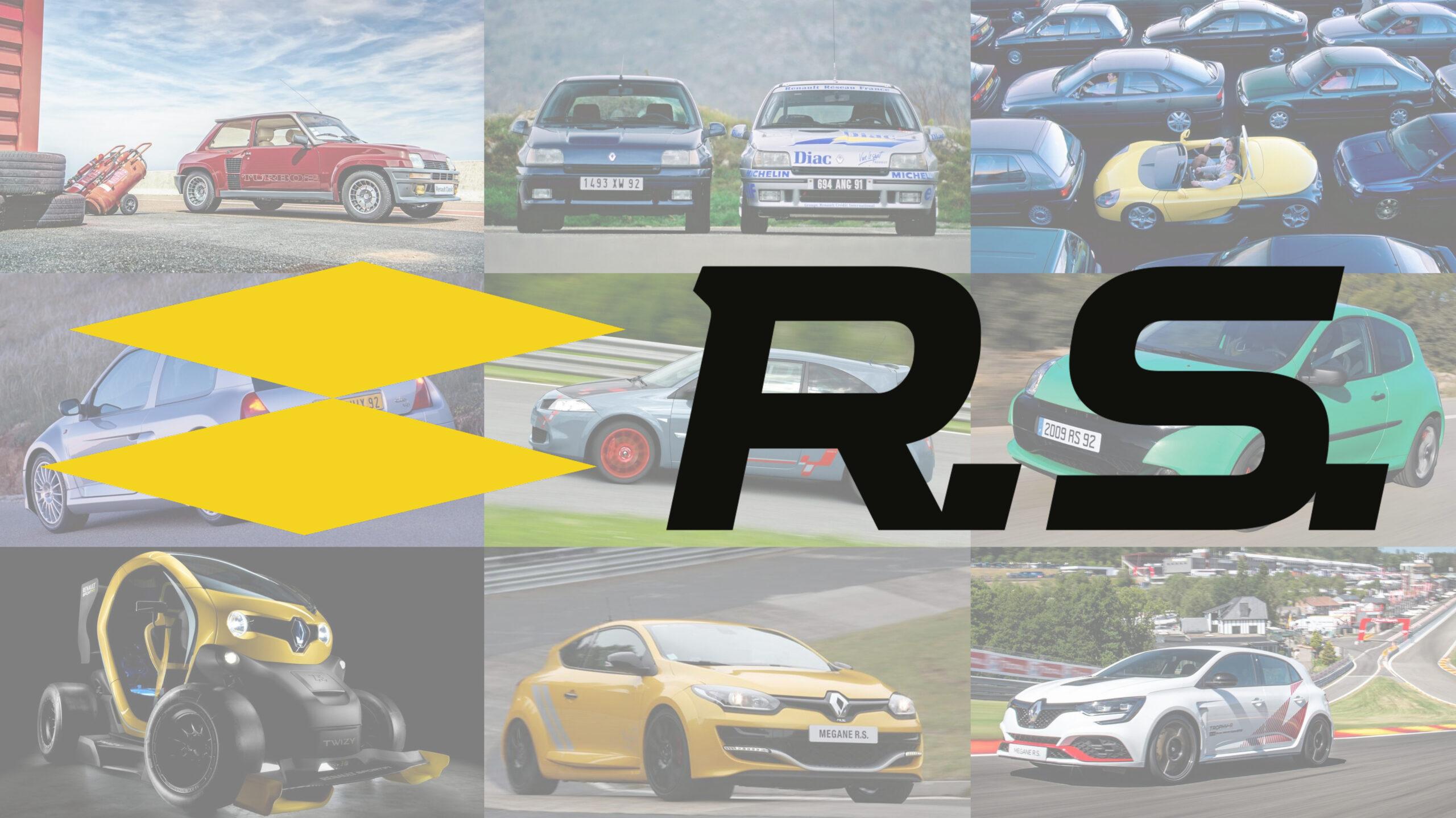 Les meilleures réalisations de Renault Sport